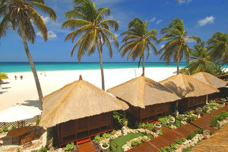Manchebo Beach Resort & Spa aan Manchebo Beach