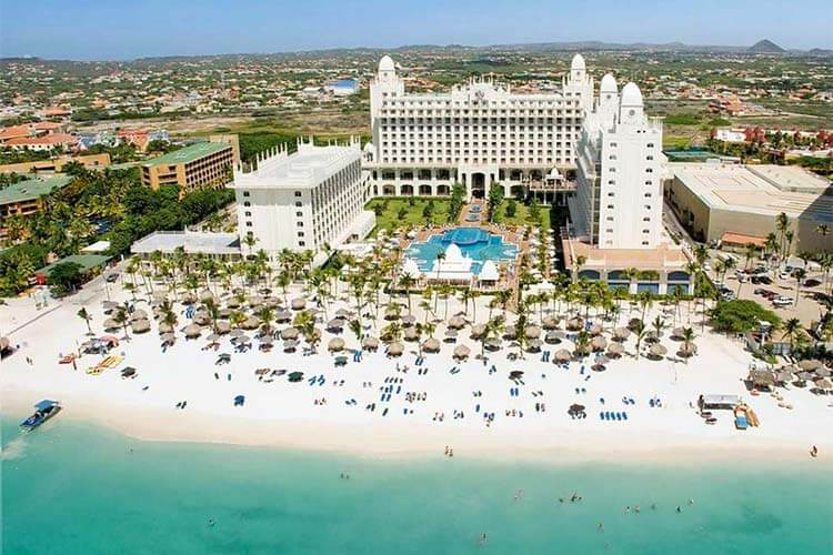 Luxe RIU Palace Aruba All inclusive