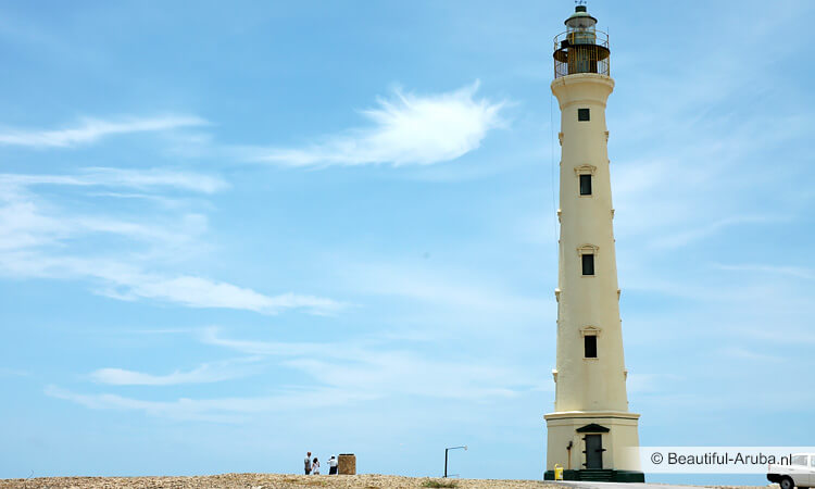 California Lighthouse Aruba